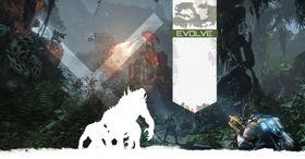 Første glimt frå Evolve.