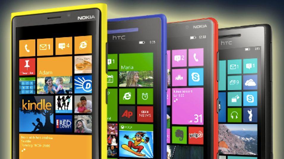 – Windows Phone selger bedre enn iPhone i 24 markeder