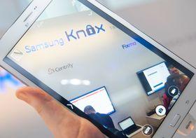 Etter lanseringen av sikkerhetsløsningen Knox, har Samsung fokusert mye på sikkerhet. Det fokuset har ikke minket med lanseringen av de nye PRO-brettene.