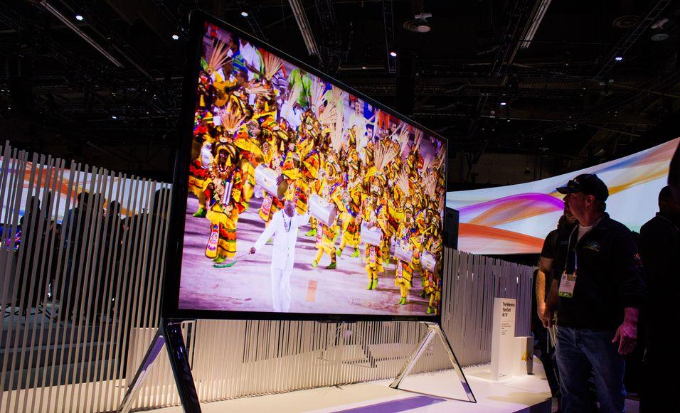 Sonys nye flaggskip på TV-fronten kommer på markedet senere i år, og vil bli fullspekket med alle deres nye teknologier for å bedre bildekvaliteten.
