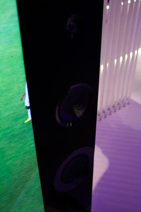 Flere høyttalere og kraftigere elementer er blant nyhetene fra Sony i år.