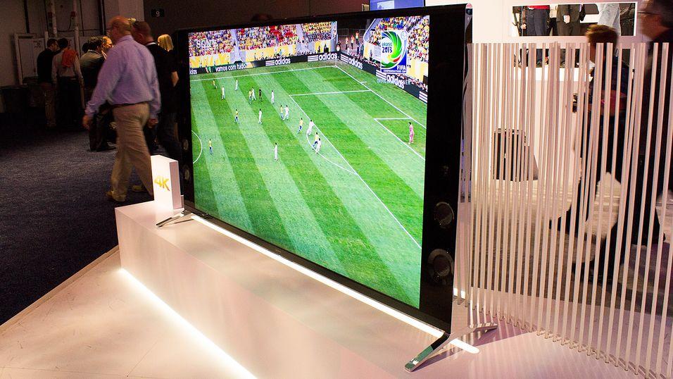 Sony med betydelige oppgraderinger til sine TV-er