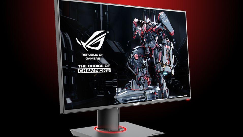 G-Sync-skjerm for spilleren
