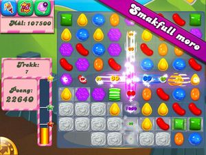 Candy Crush.