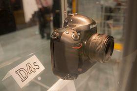 En prototype av D4s var utstilt på årets CES-messe.