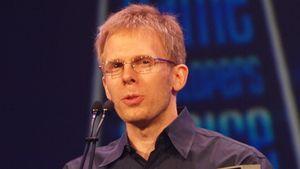 John Carmack jobber med spill igjen. Bildet er fra GDC 2010.