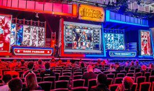 League of Legends-scenen under Gamescom 2013.