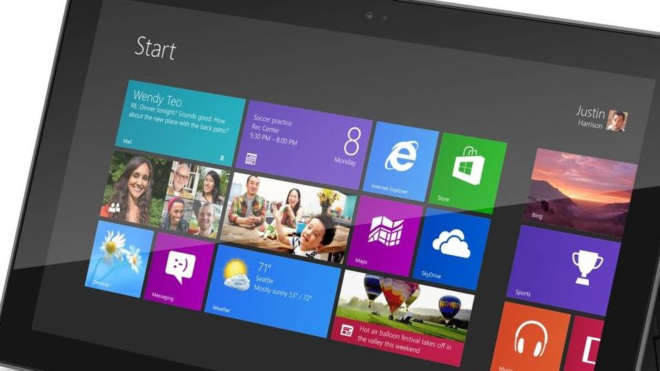 Microsofts eget Surface Pro