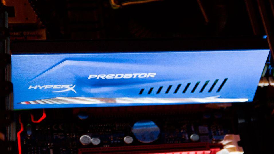 Kingston har presentert en lynrask SSD