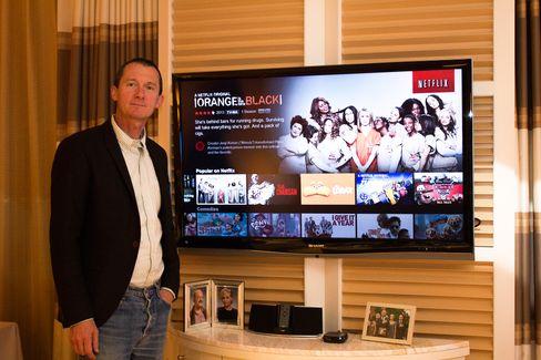 Neil Hunt, Netflix' tekniske produktdirektør, fortalte oss at de vil bli førstevalget for 4K-innhold. Enn så lenge er piratene større i Europa.