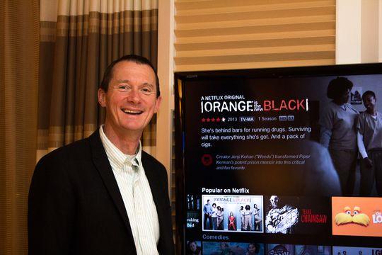For Netflix er brukeropplevelsen det som står i sentrum for hva de skal foreta seg, forteller Hunt.