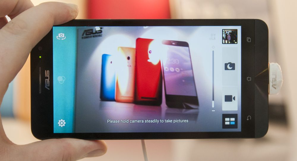 Nye ZenFone 6 er gedigen, og overraskende lekker. Den koster nemlig bare rundt 1200 kroner i USA.