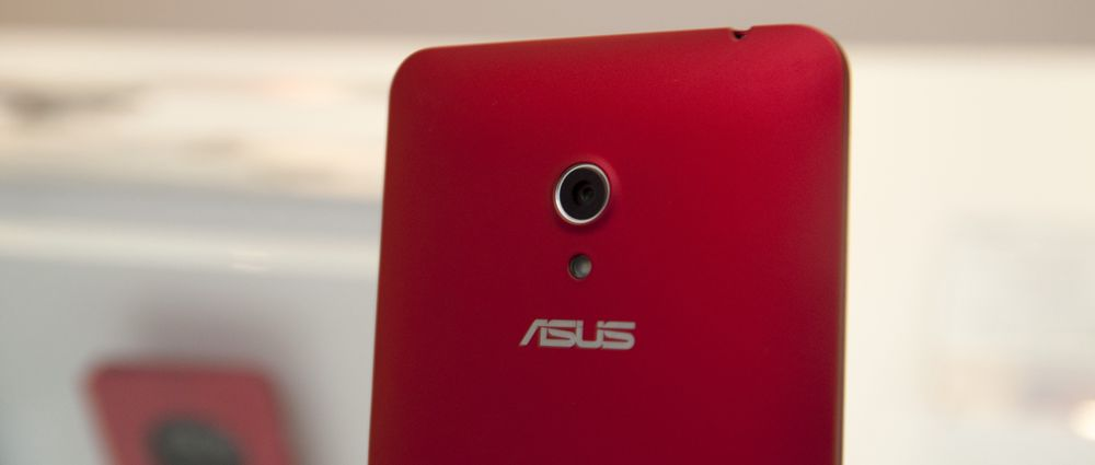 Asus skryter av det såkalte Pixelmaster-kameraet de bruker på siste PadFone, og på telefonene i ZenFone-serien.