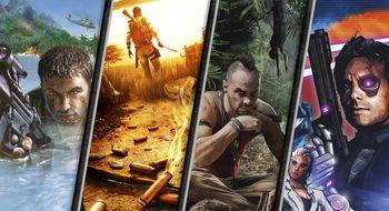 Far Cry-samlepakke med nyversjon av originalspillet