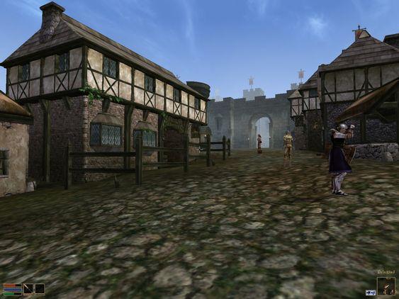 Pelagiad i originale Morrowind.