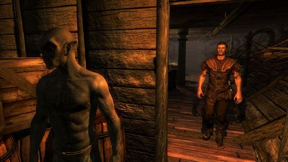 En scene alle Morrowind-veteraner husker.