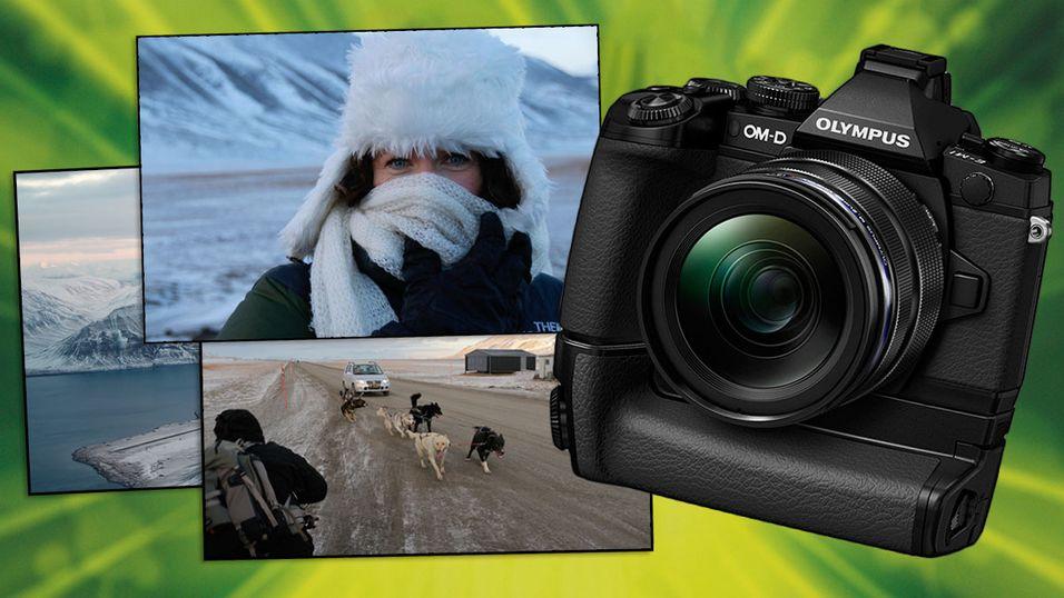 KONKURRANSE: Vinn fototur til Svalbard