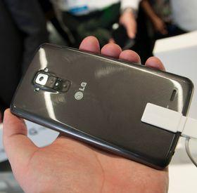 Får den nye telefonen knapper på baksiden, og selvreparerende lakk?