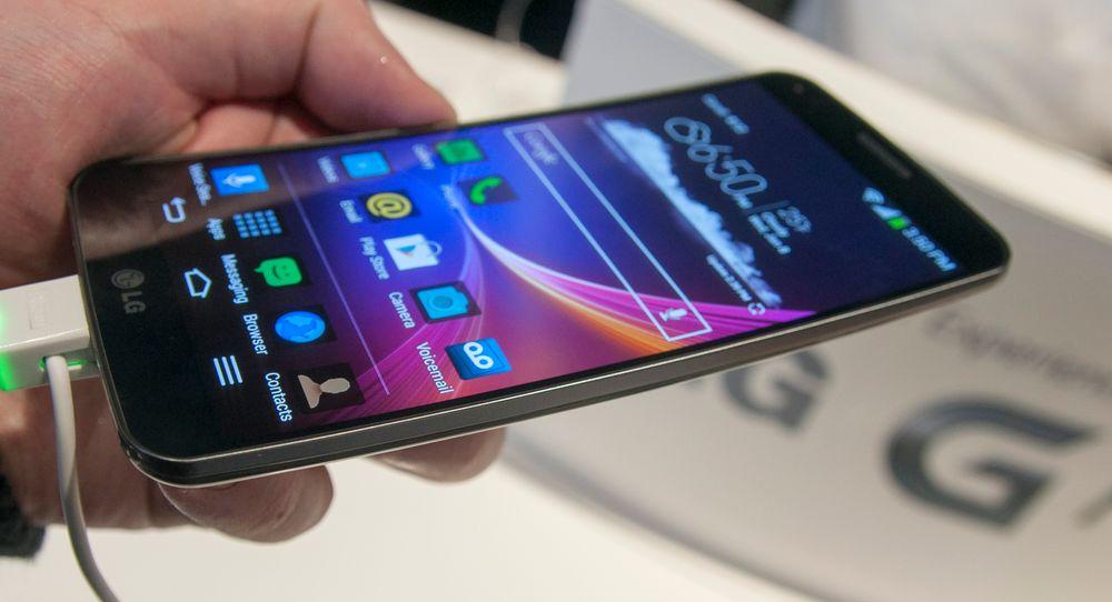 LGs nye G Flex er på vei til Norge i løpet av kort tid. Vi benyttet anledningen til å prøvekjøre den fleksible telefonen under CES i Las Vegas.