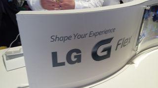 Testbilde fra LG G Flex.