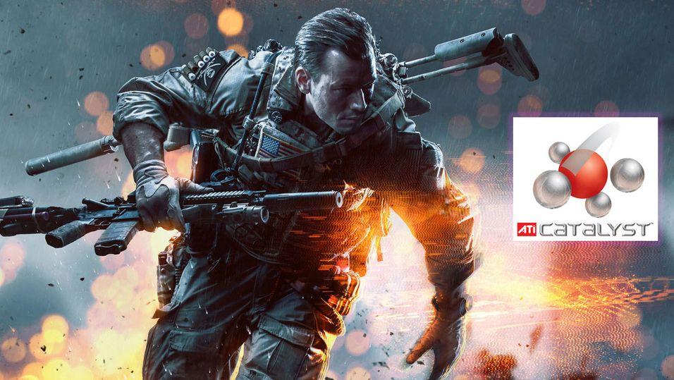 Ny AMD-driver skal øke Battlefield 4-ytelsen betraktelig