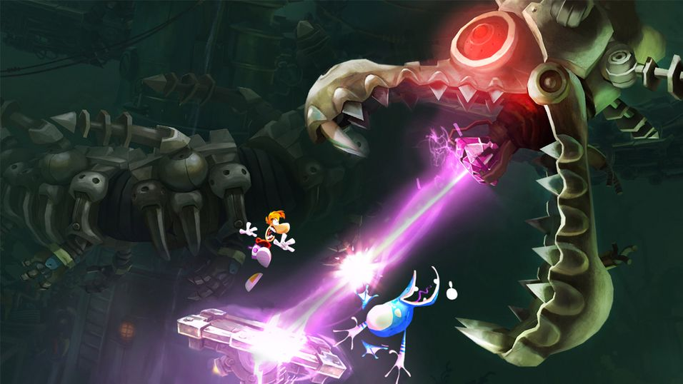 Rayman Legends vil slippe lastetider på Xbox One og PS 4