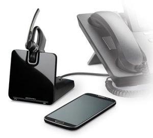 Plantronics Voyager Legend CS passer utmerket for deg som bruker både fasttelefon og mobiltelefon, for eksempel om du jobber med kundekontakt på telefonen.
