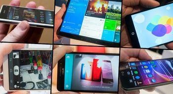 Masse spennende mobilnytt på årets CES