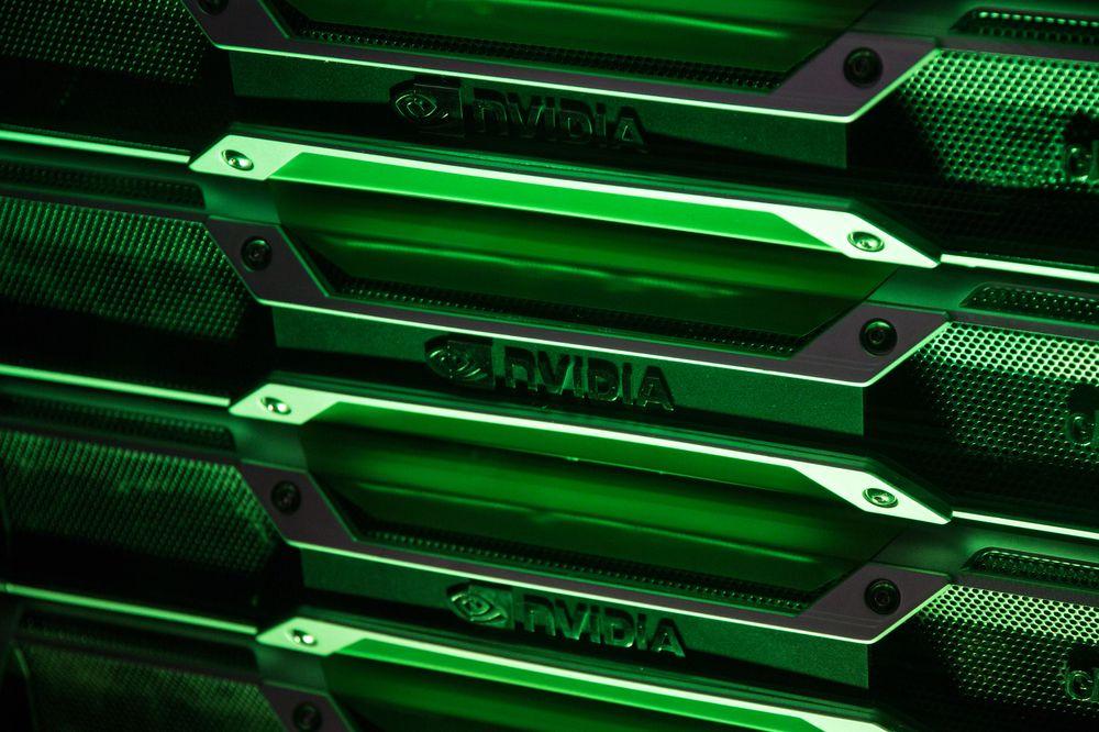 Nvidias GRID-serverer.
