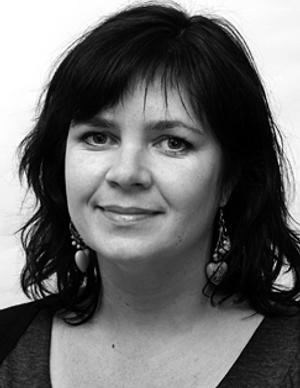 Kaja Hench Dyrlie fra Norsk filminstitutt.
