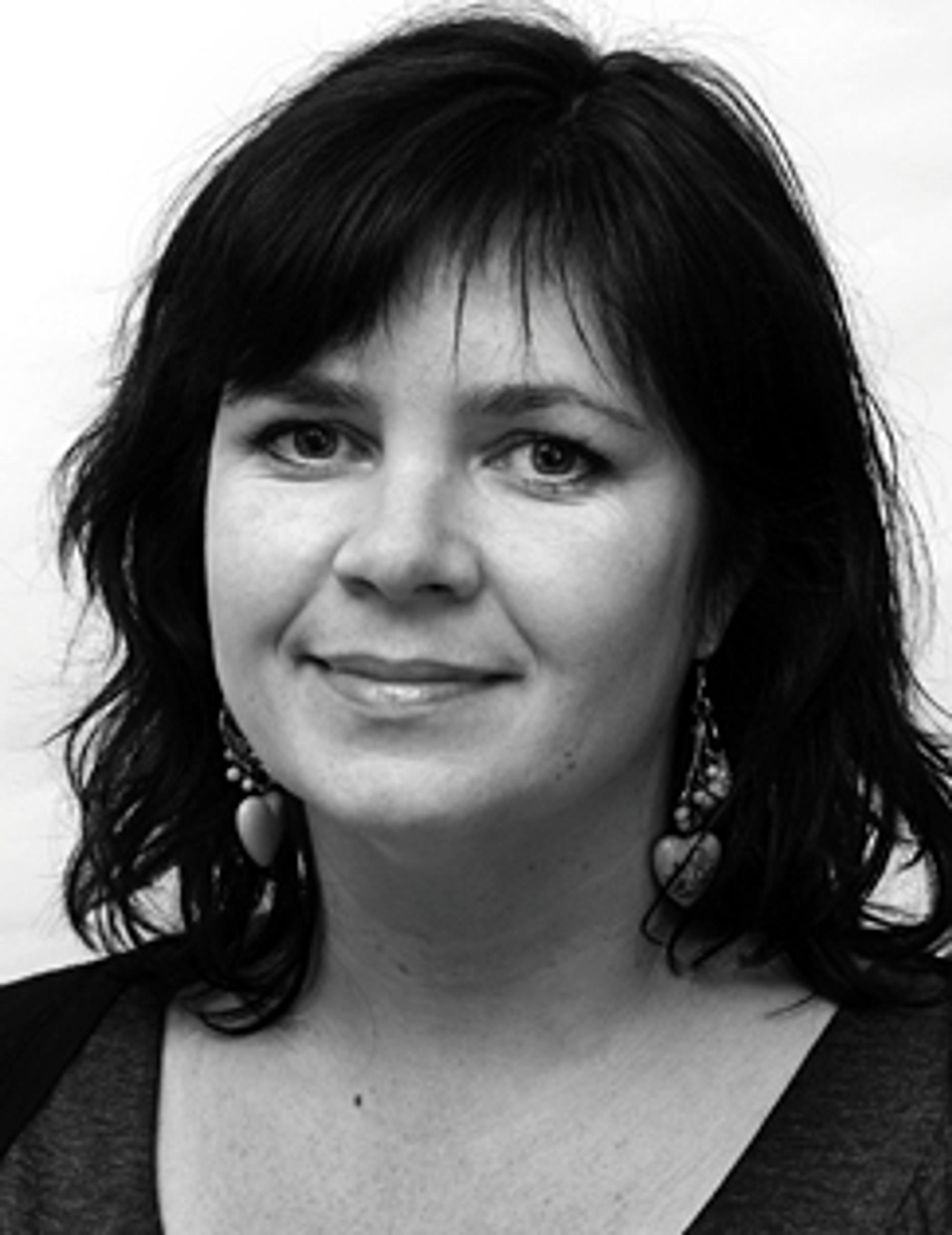 Produksjonssjef i Norsk Filminstitutt, Kaja Dyrlie. (Foto: Norsk Filminstiutt.