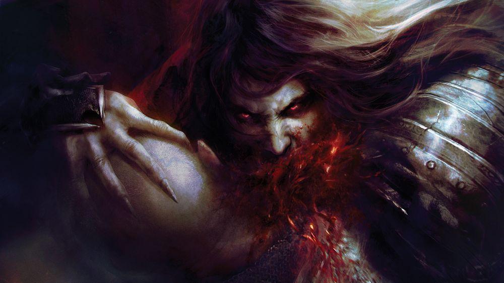 SNIKTITT: Castlevania: Lords of Shadow 2
