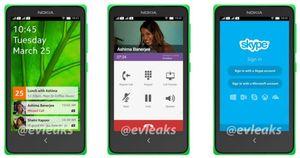 Nokia Normandy slilk Eveleaks hevder den ser ut.