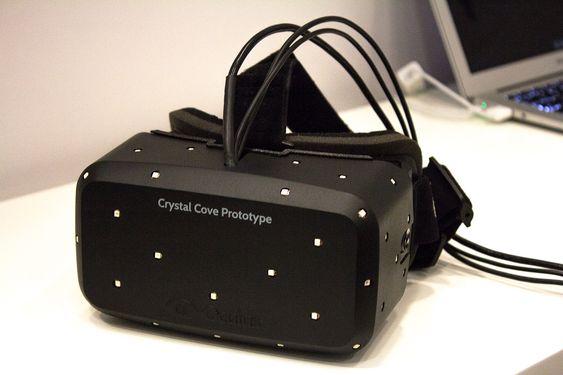 Oculus Rift «Crystal Cove».