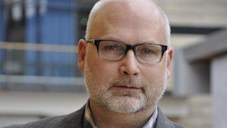 Rune Dyrlie bygde opp Telenor Norges sikkerhetsmiljø, nå skal han gjøre det samme i Bane Nor. Han er ny leder for digital sikkerhetsstyring.