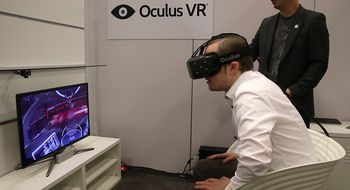Oculus Rift-utvikler utsetter arbeidet på grunn av kvalme