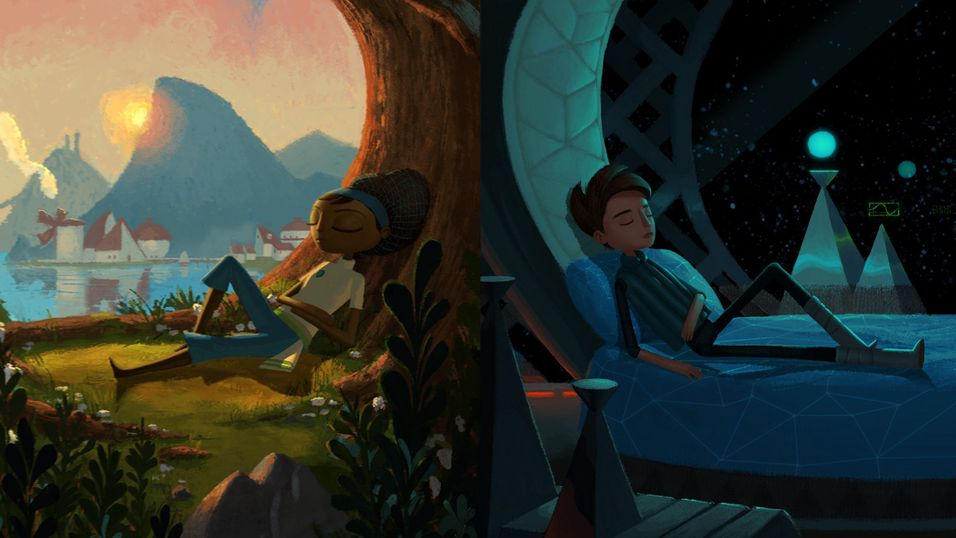 Broken Age dropper «early access»