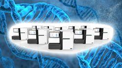 Med DNA-lagring kan en bitteliten flekk romme 1 000 000 000 TB