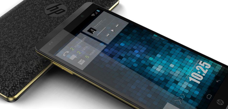 HP prøver seg på mobiler igjen