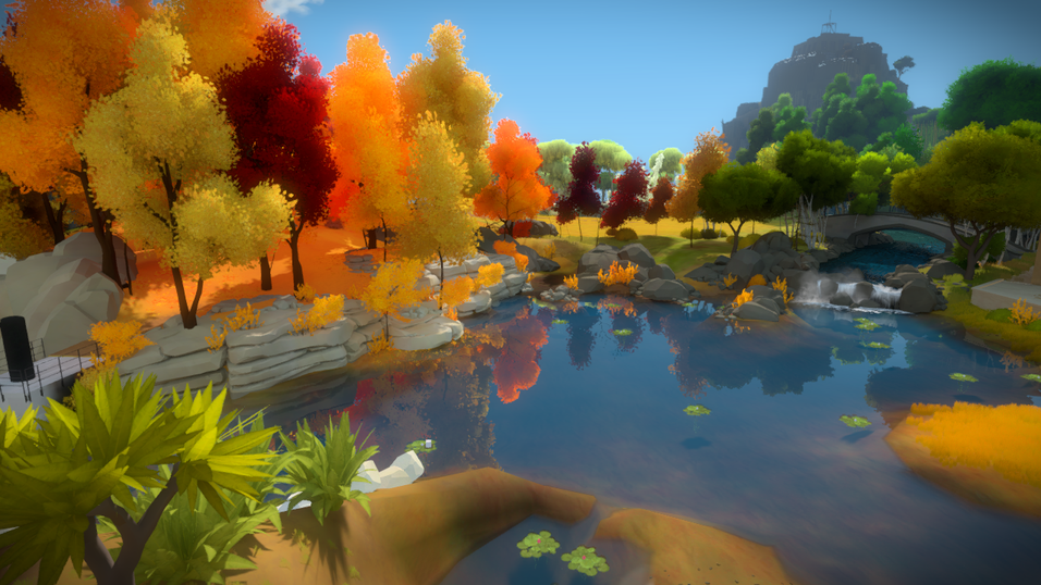 Mesterverket The Witness er lansert for iOS