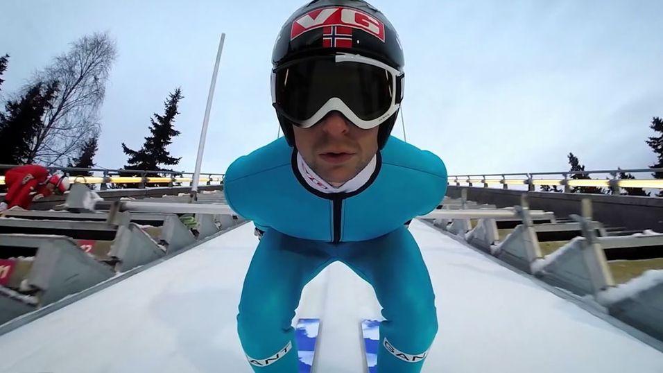 Dette GoPro-stuntet går verden rundt