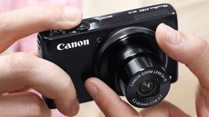 Canon PowerShot S120: Hendig knøttkamera.