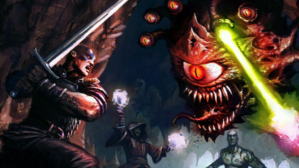 Baldur's Gate II: Enhanced Edition er ute på iPad