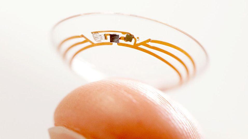 Slik fungerer Googles smartlinser