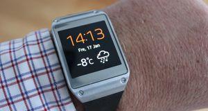 Test: Samsung Galaxy Gear