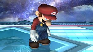 Selv Mario er skuffet over resultatet.