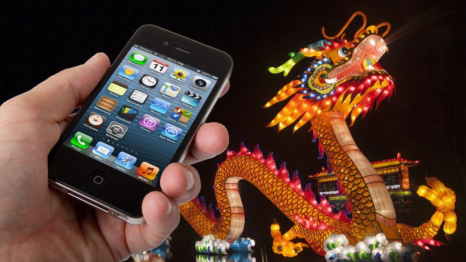 Apple selger billig-iPhone i India
