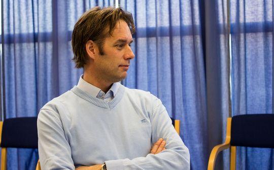 Øyvind Nyland er operasjonssjef i IBAS' datarekonstruksjonsavdeling.
