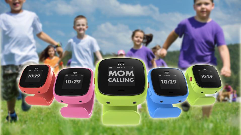 Smartklokken som passer på barna dine