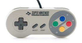 Denne SNES-kontrolleren var nyskapende på mange måter.